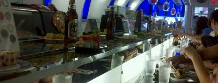 Sakana-Ya Sushi Bar is one of A Tour Guide to Syracuse.