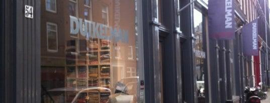 Duikelman is one of My favorites in Amsterdam.