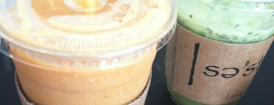 Sustain Juicery is one of Vegetarian Friendly Faves.