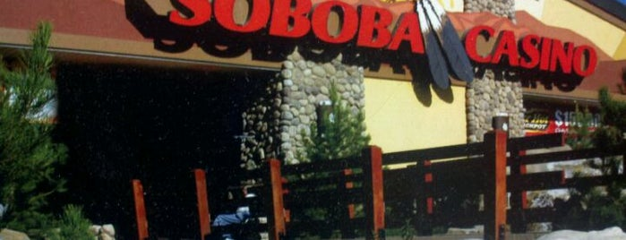 Soboba Casino is one of Best Indian Casinos in Southern California.