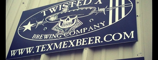 Twisted X Brewing Co is one of Texas Craft Breweries.