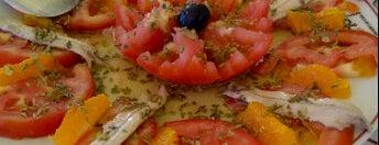 Rincón de Pescadores is one of Favourite Restaurants (Spain).