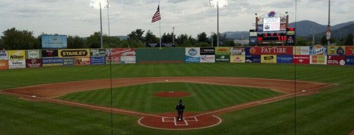 Salem Memorial Baseball Stadium is one of Red Sox Nation.