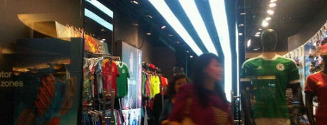 Nike Store is one of favourite Store.