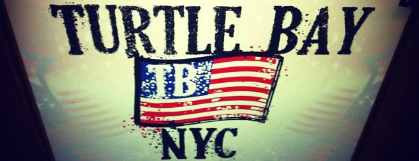 Turtle Bay NYC is one of Douchebag Badge? NYC.