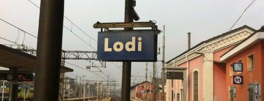 Stazione Lodi is one of Linee S e Passante Ferroviario di Milano.