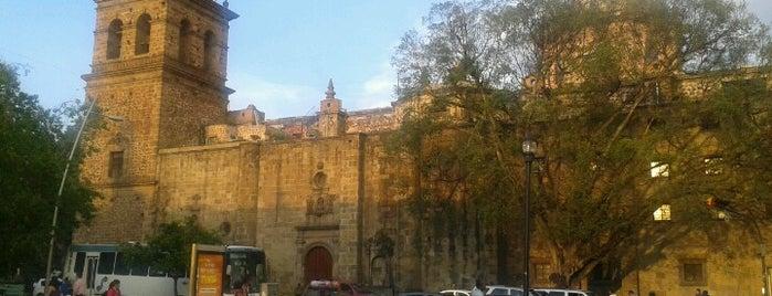 Templo de Nuestra de Aranzazú is one of Templos Guadalajara Z.M..
