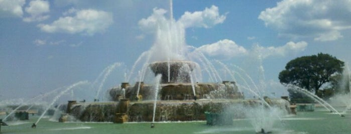Clarence Buckingham Memorial Fountain is one of Leadership Institute: Chicago.
