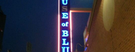 House of Blues is one of Boston City Badge - Beantown.