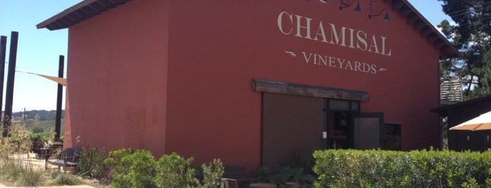 Chamisal Vineyards is one of Daily Sip Deals.