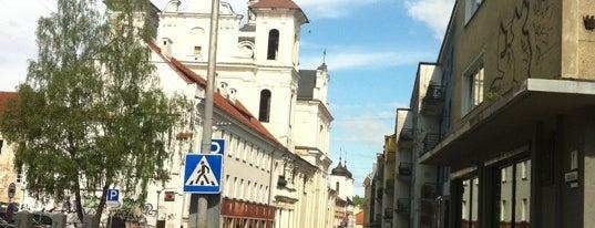 Vilniaus Senamiestis | Vilnius Old Town is one of Vilnius: student edition.