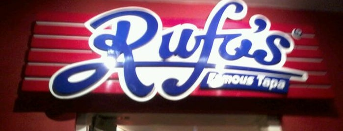 Rufo's Famous Tapa is one of Been here :).