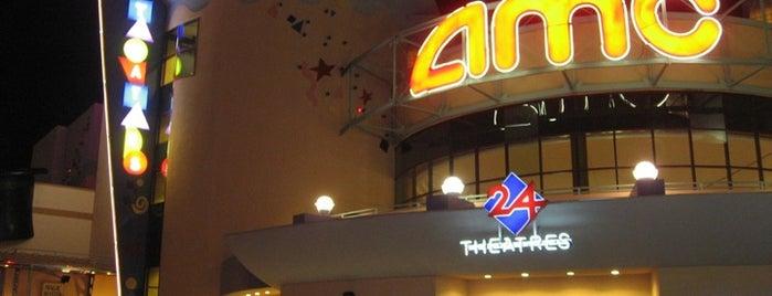 AMC Disney Springs 24 is one of Downtown Disney.