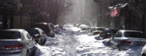 Snowpocalypse 2010 - NY is one of Pocalypses I've survived.
