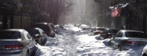 Snowpocalypse 2010 - NY is one of Listpocalypse.