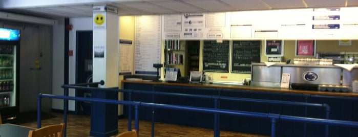 Are U Hungry is one of University Park.