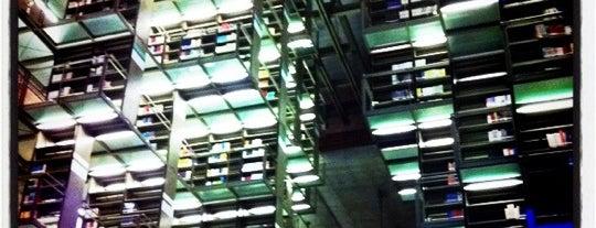 Biblioteca Vasconcelos is one of Best places in Ciudad de México, Mexico.