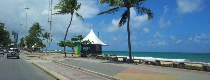 Praia de Boa Viagem is one of Turistando em Pernambuco/Tourism in Pernambuco.
