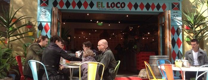 El Loco is one of Sydney Eatables.