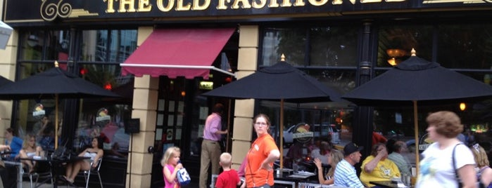 The Old Fashioned is one of Favorite places in Madison, WI.