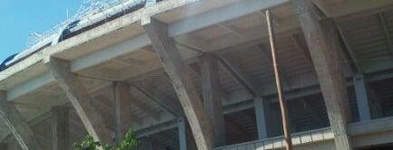 Estádio Jornalista Mário Filho (Maracanã) is one of Rio de Janeiro's best places ever #4sqCities.