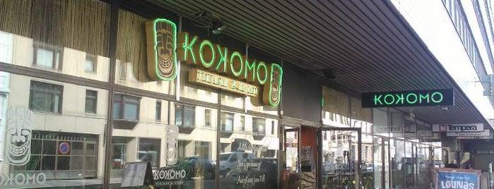 Kokomo Tikibar & Room is one of Douchebag badge hunt.