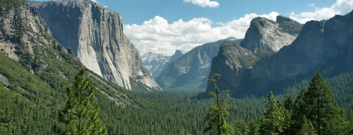 Tunnel View is one of Gary's List.