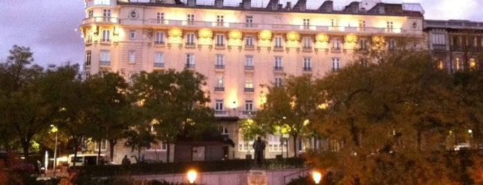 Hotel Ritz, Madrid is one of Conoce Madrid.