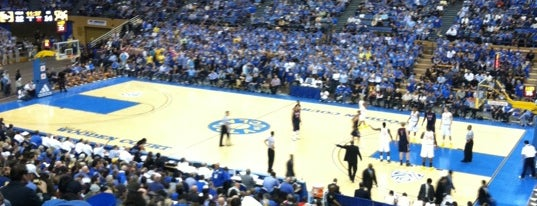 UCLA Pauley Pavilion is one of Basketball Arenas of the Pac-12.