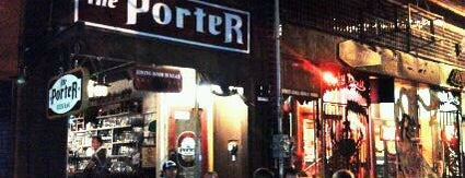 The Porter Beer Bar is one of Atlanta Beer Spots.
