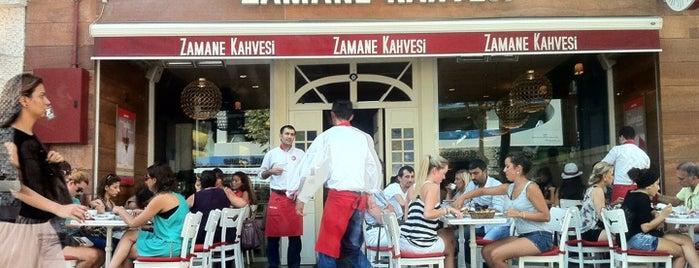 Zamane Kahvesi is one of Favorite Food.