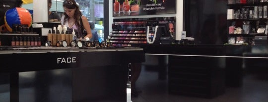 Inglot Cosmetics is one of Best NYC Beauty Shopping.