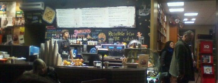 Coffee Inn is one of Guide to Vilnius's best spots.