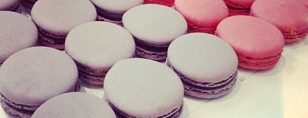'Lette Macarons is one of LA Dining Bucket List!.