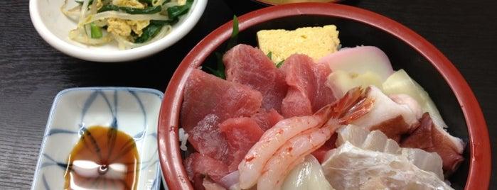 魚玉 is one of 飲食店.