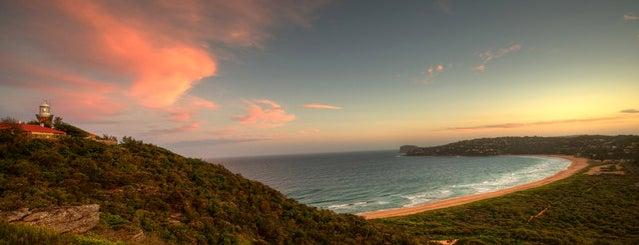 Palm Beach is one of Top 20 Australian Beaches.