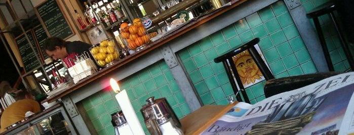 Café Butter is one of Berlin - insider travel tips.