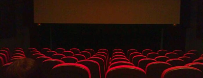 Формула Кино «Люблино» is one of Московские кинотеатры | Moscow Cinema.