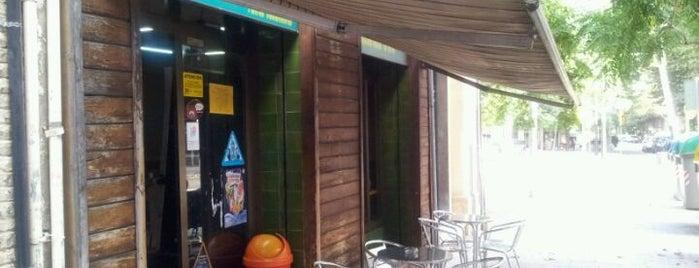 Frankfurt Ecuador is one of En Ocasiones Veo Bares Barcelona.