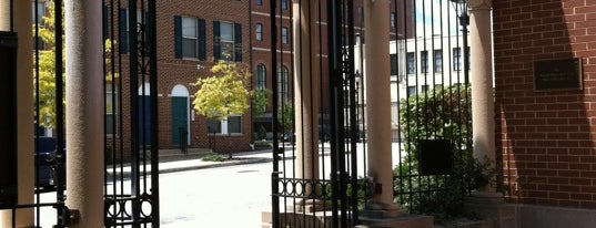 Jewish Museum of Maryland is one of Museums & History.