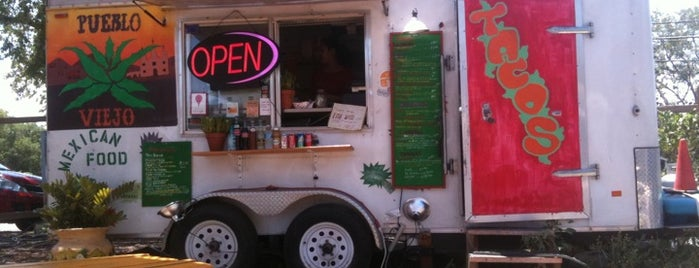 Pueblo Viejo is one of Best ATX Food Trailers/Trucks.