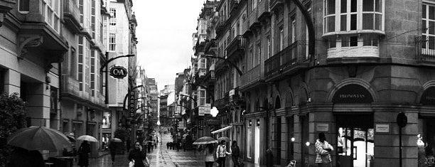 Rúa Príncipe is one of Mis favoritos de Vigo.