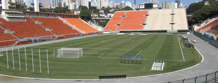 Museu do Futebol is one of Sao Paulo list.