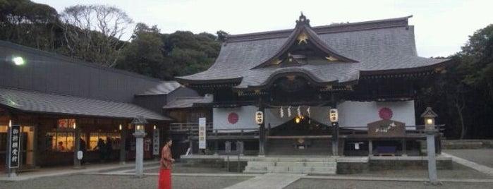酒列磯前神社 is one of Ibaraki (tentative).