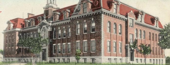 Villa Madonna Academy is one of Surviving Historic Buildings in Cincinnati.