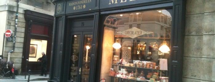 Meert is one of Lloyd's Paris.