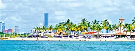 Miami International Airport (MIA) is one of 2 do list # 2.
