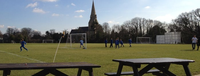 Walker Cricket Ground is one of Football grounds in and around London.
