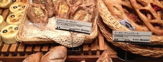 Jean Francios is one of My Favorite Bakeries.