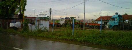 Terminal Angkutan Barang is one of Terminal Angkutan Darat , Laut, Udara.